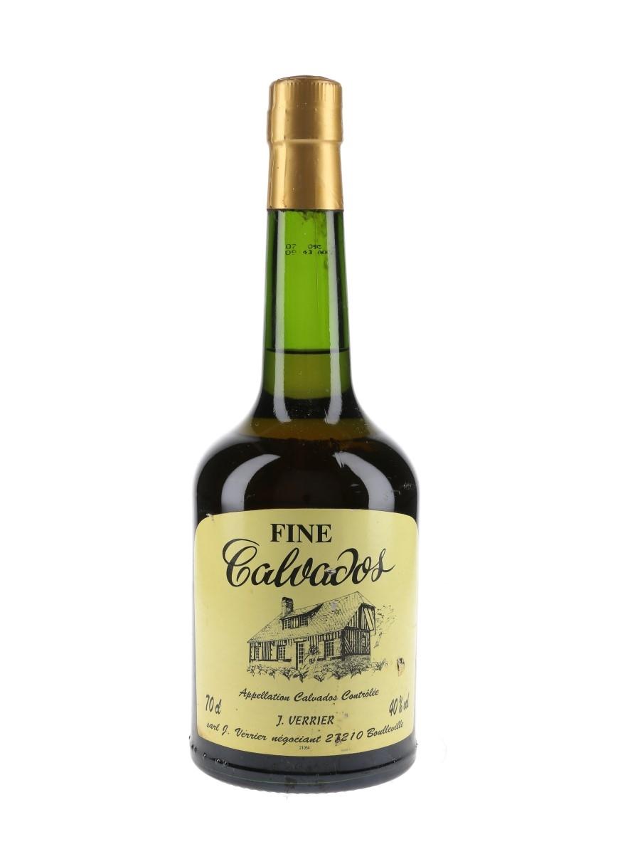 Verrier Fine Calvados  70cl / 40%