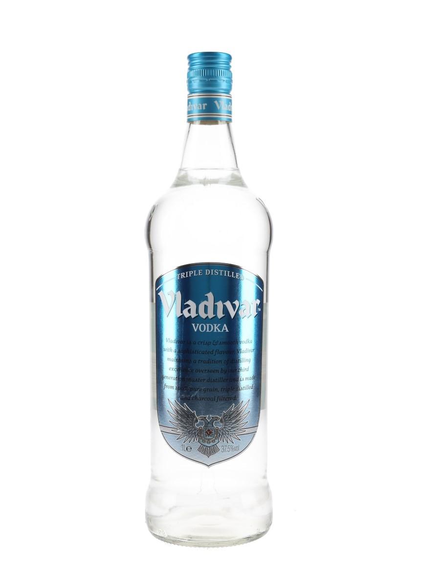 Vladivar Vodka  100cl / 37.5%