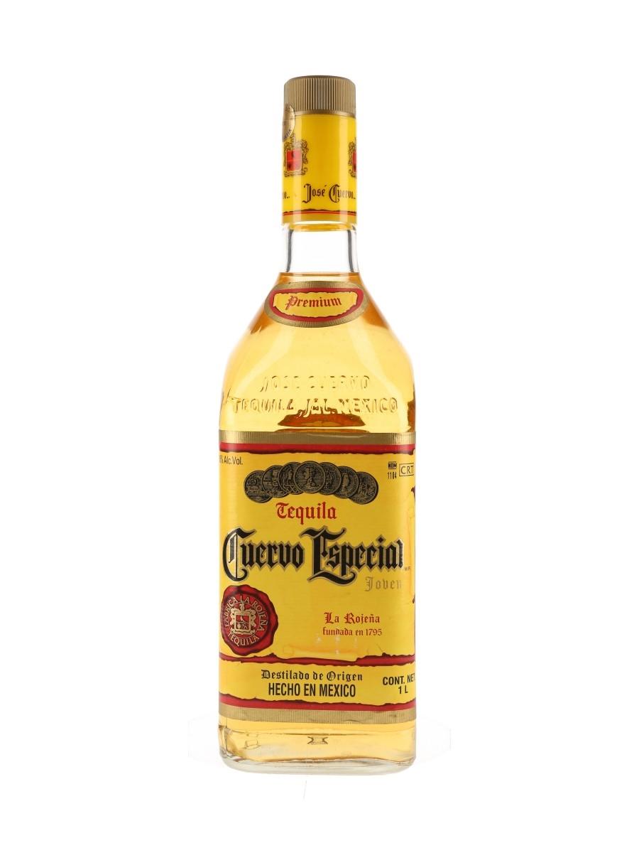 Jose Cuervo Especial Bottled 1980s 100cl / 38%