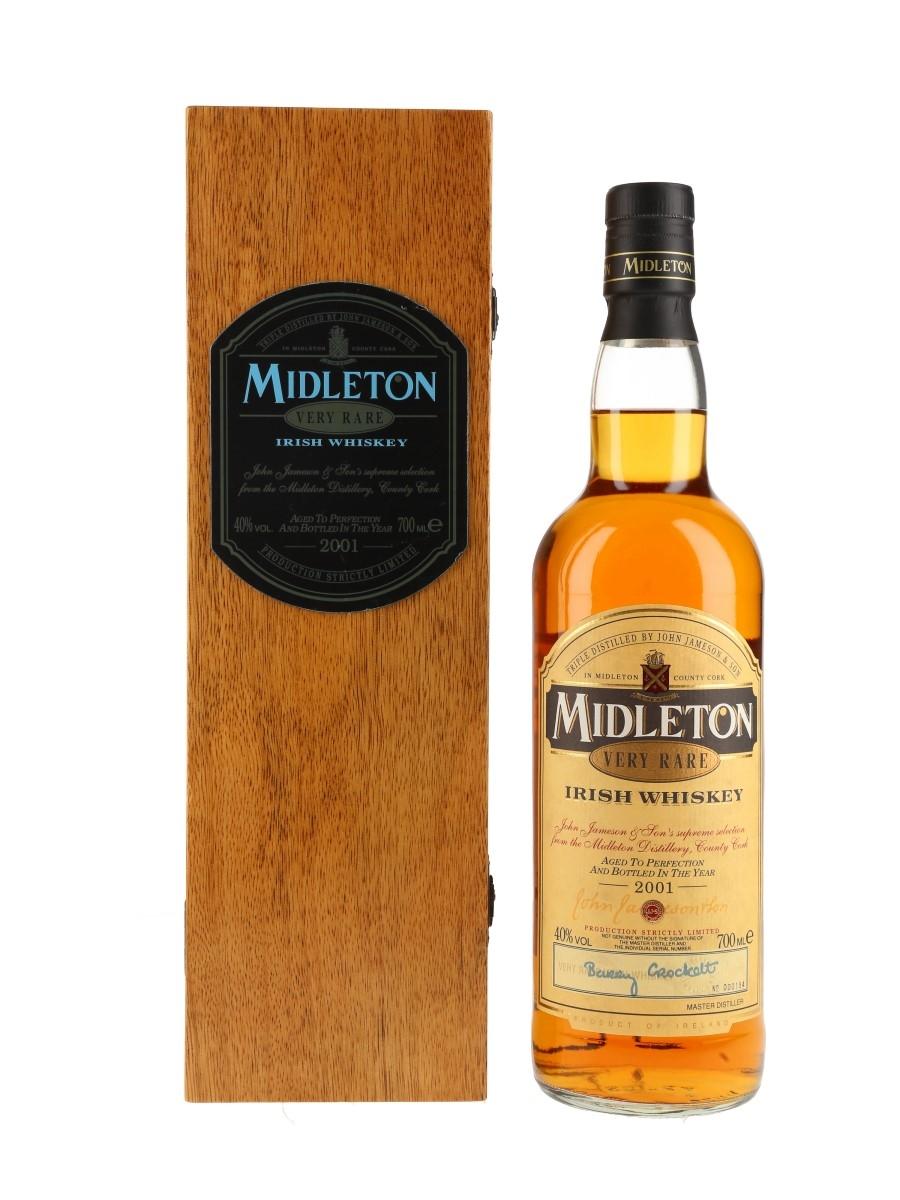 Midleton Very Rare 2001  70cl / 40%