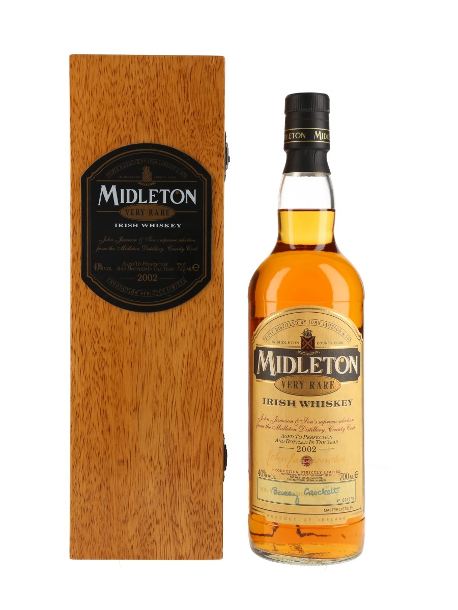 Midleton Very Rare 2002  70cl / 40%