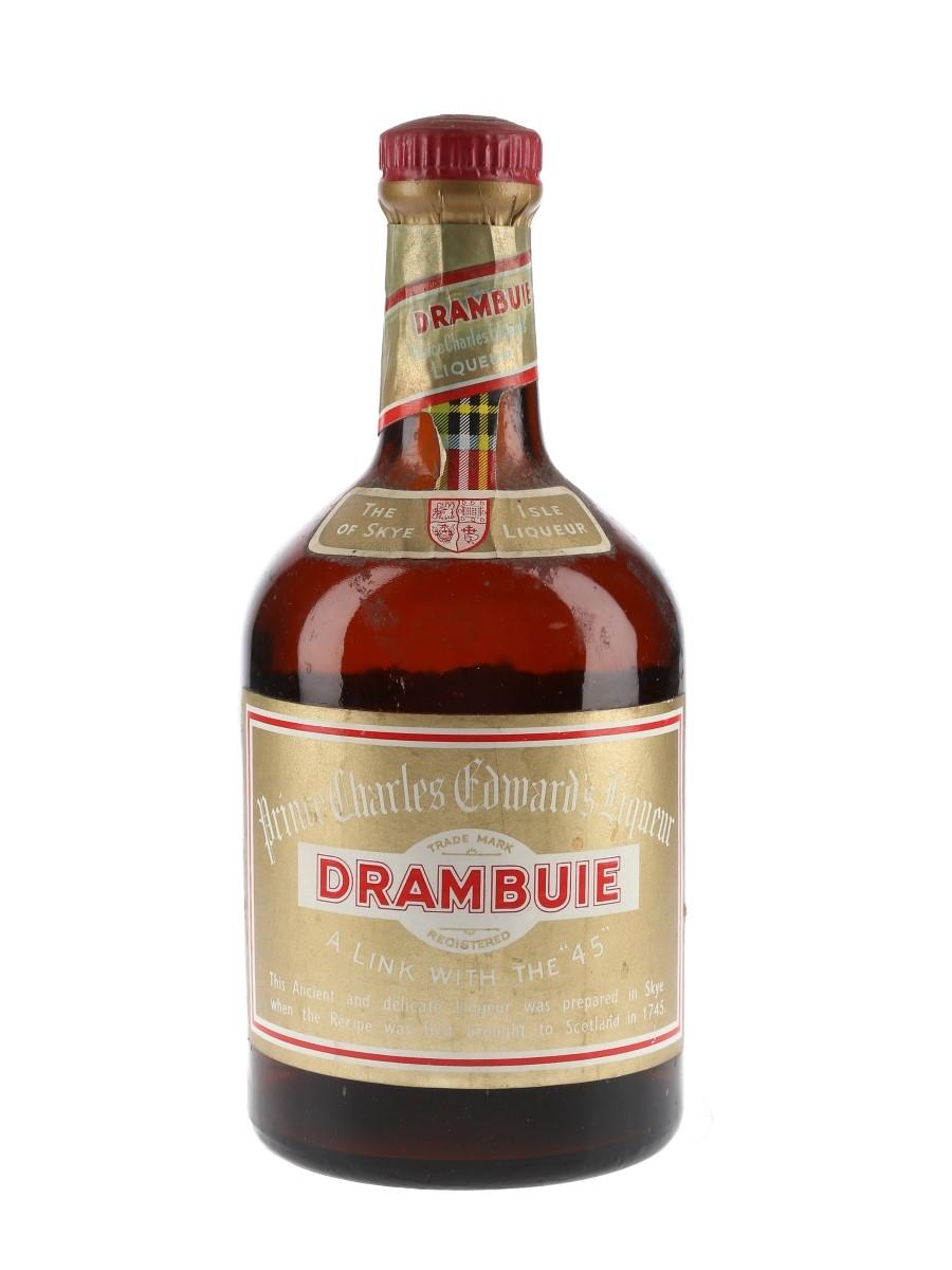 Drambuie Bottled 1970s 75cl
