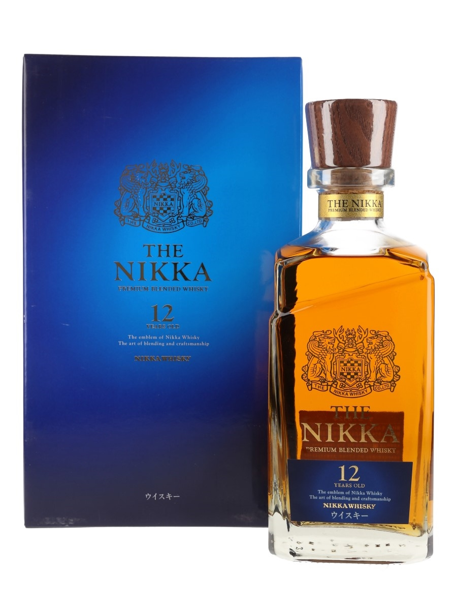 Nikka 12 Year Old  70cl / 43%