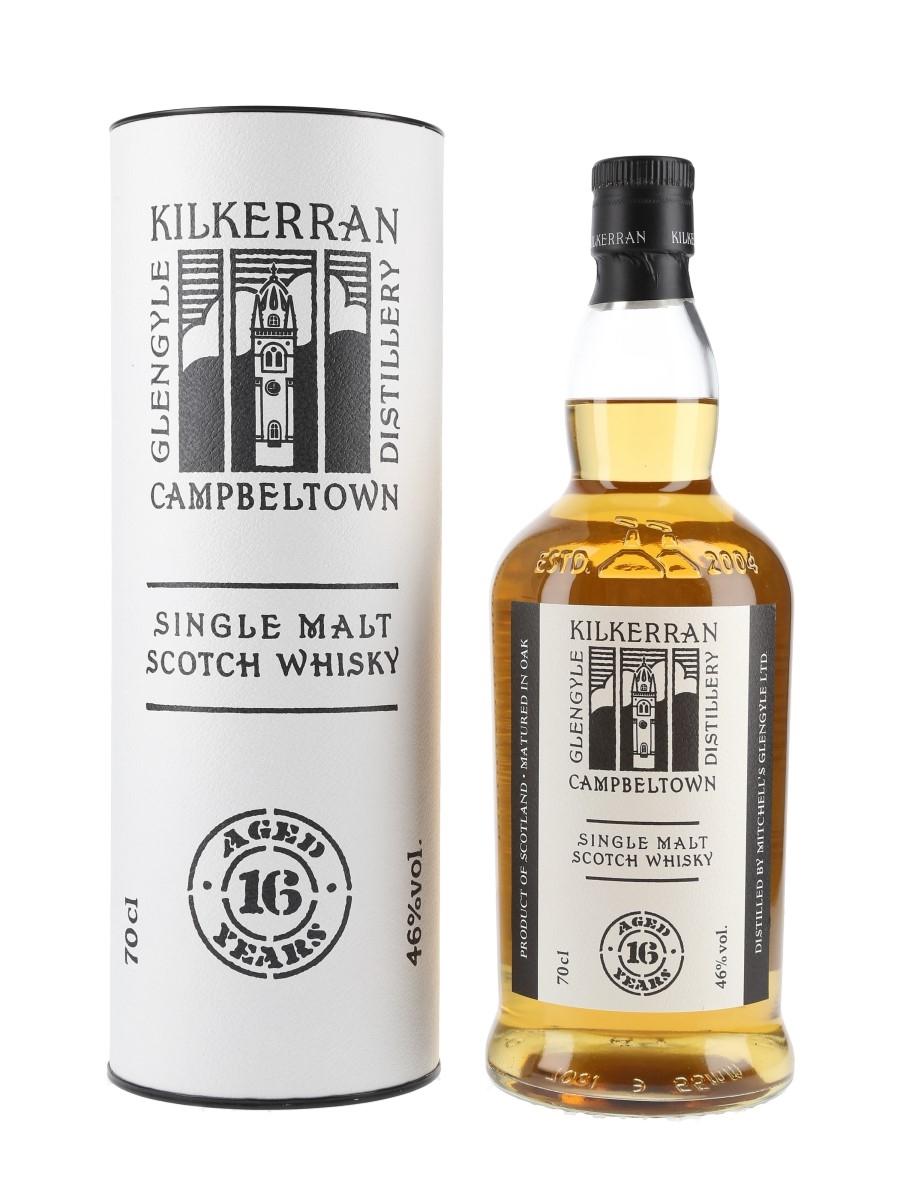 Kilkerran 16 Year Old  70cl / 46%
