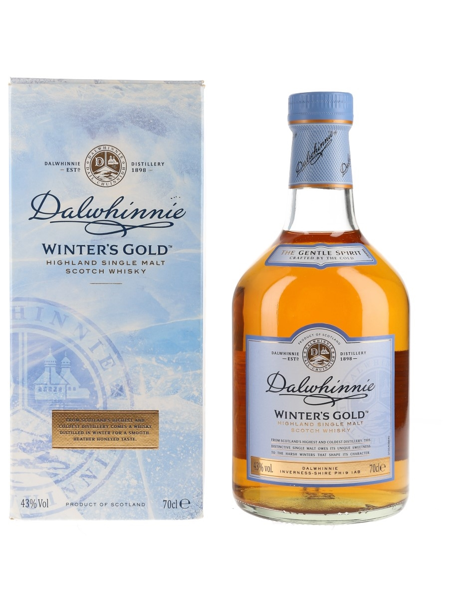 Dalwhinnie Winter's Gold  70cl / 43%
