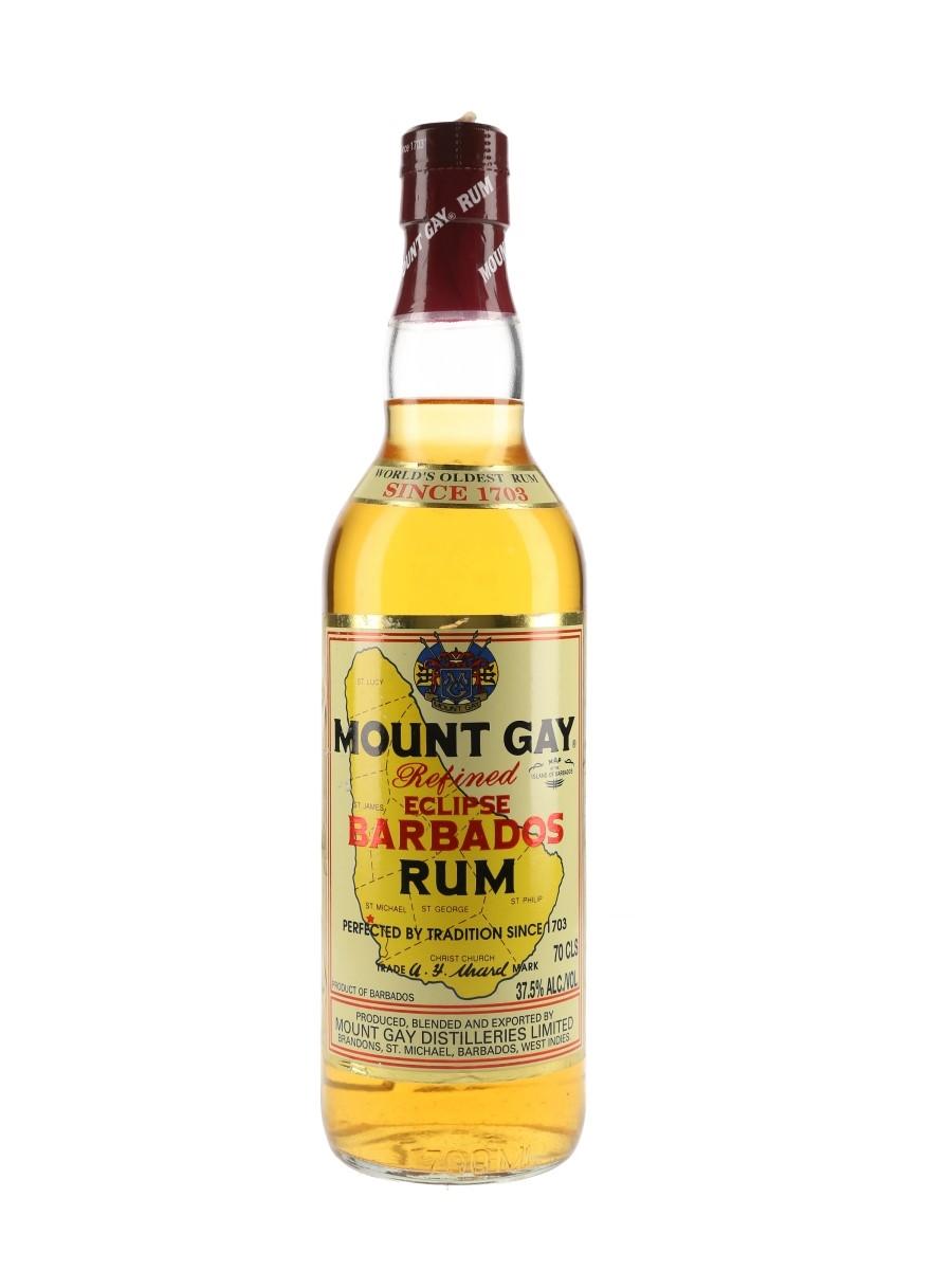 Mount Gay Eclipse Bottled 1990s 70cl / 37.5%