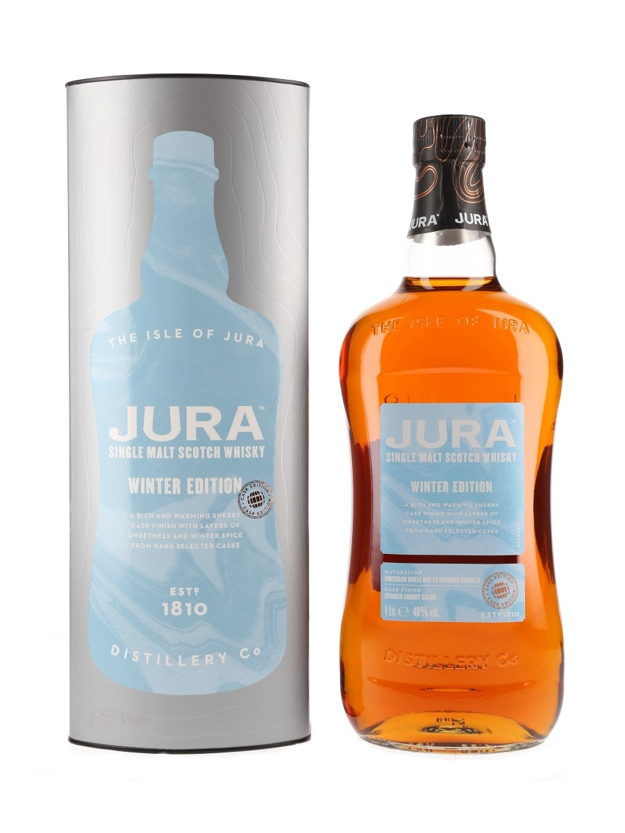 Jura Winter Edition Sherry Cask Finish 100cl / 40%