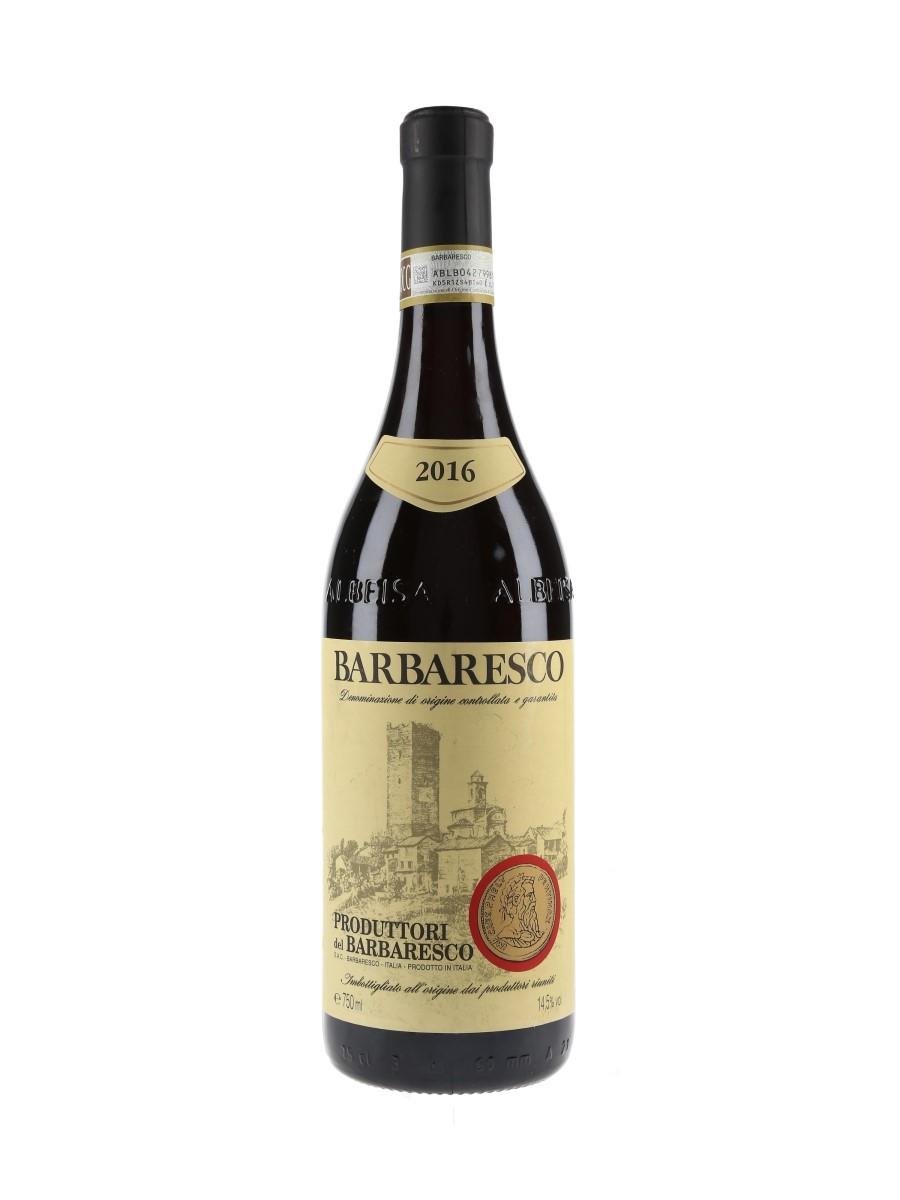 Barbaresco 2016 Produttori Del Barbaresco 75cl / 14.5%
