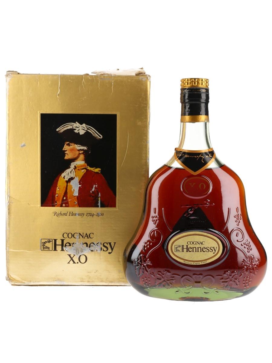 Hennessy XO Bottled 1970s 68cl / 40%