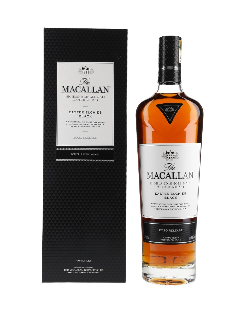Macallan Easter Elchies Black 2020 Release 70cl / 50%