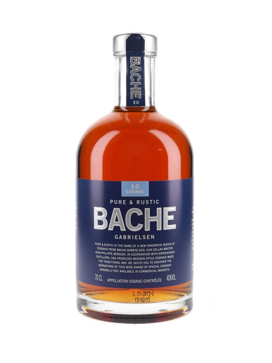 Bache Gabrielsen XO Pure & Rustic  70cl / 40%