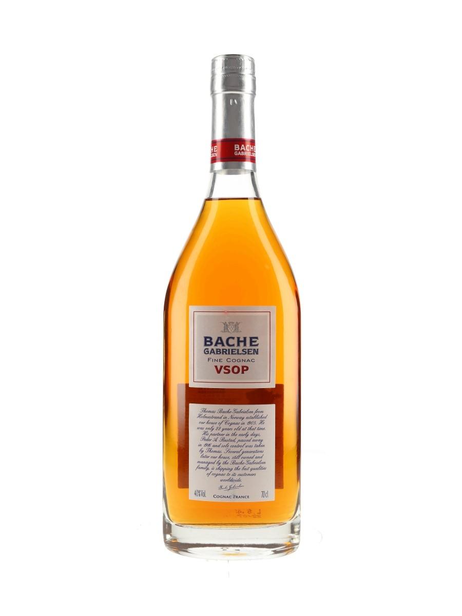 Bache Gabrielsen VSOP  70cl / 40%
