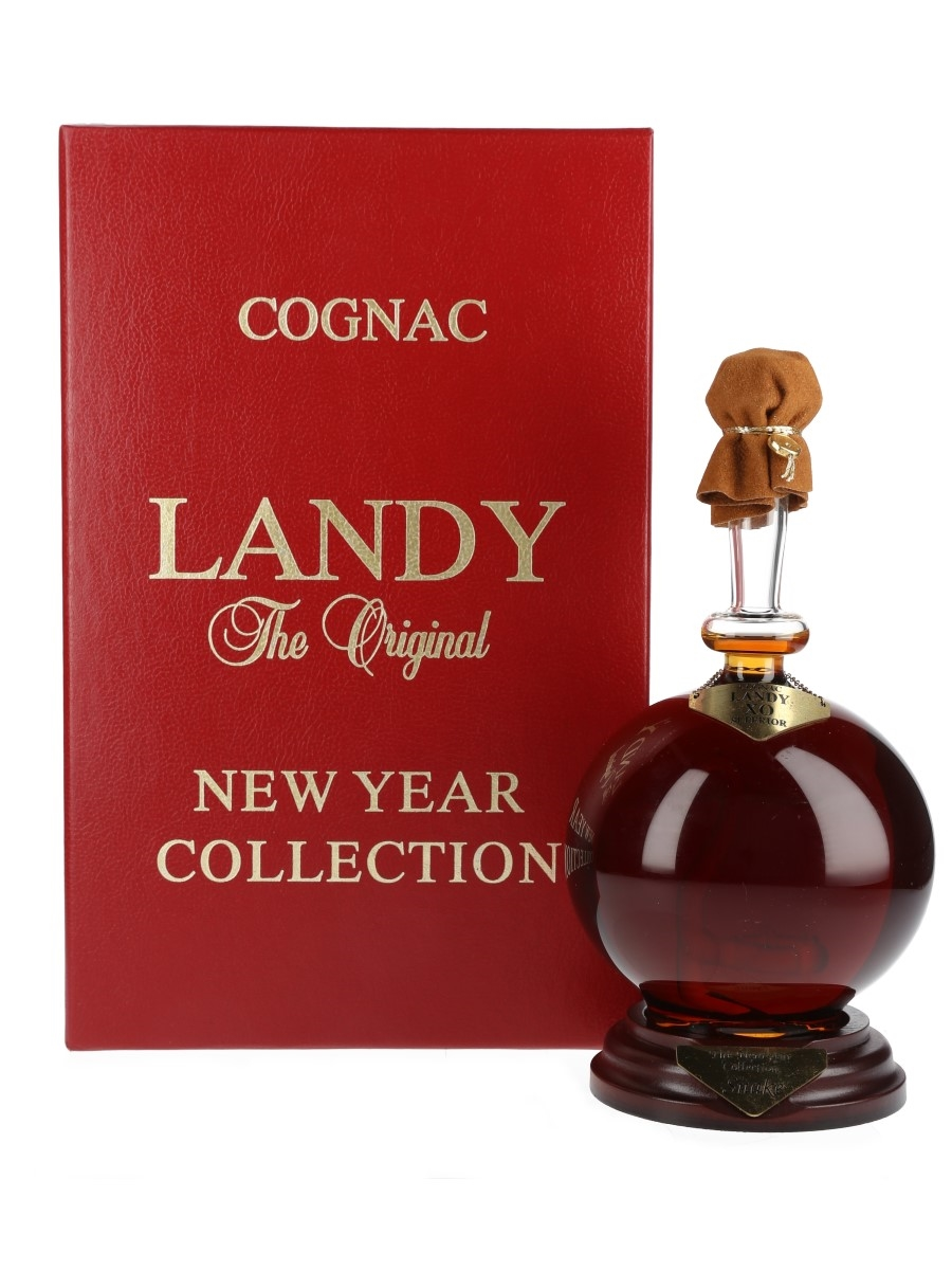 Landy XO Superior New Year Collection Snake 50cl / 40%