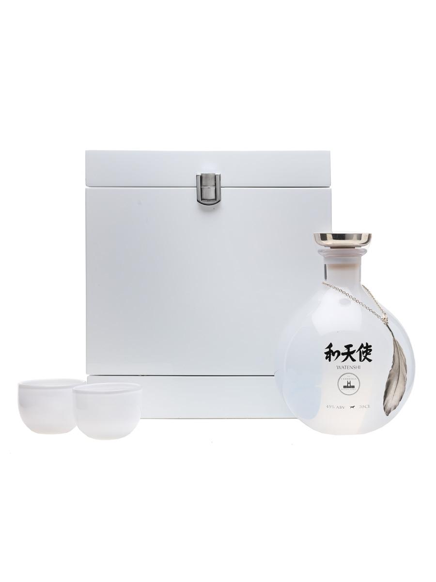 Cambridge Distillery Watenshi Gin Batch 05 - Bottle Number 1 Of 6 70cl / 45%