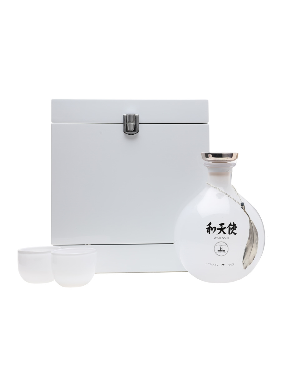Cambridge Distillery Watenshi Gin Batch 05 - Bottle Number 2 Of 6 70cl / 45%