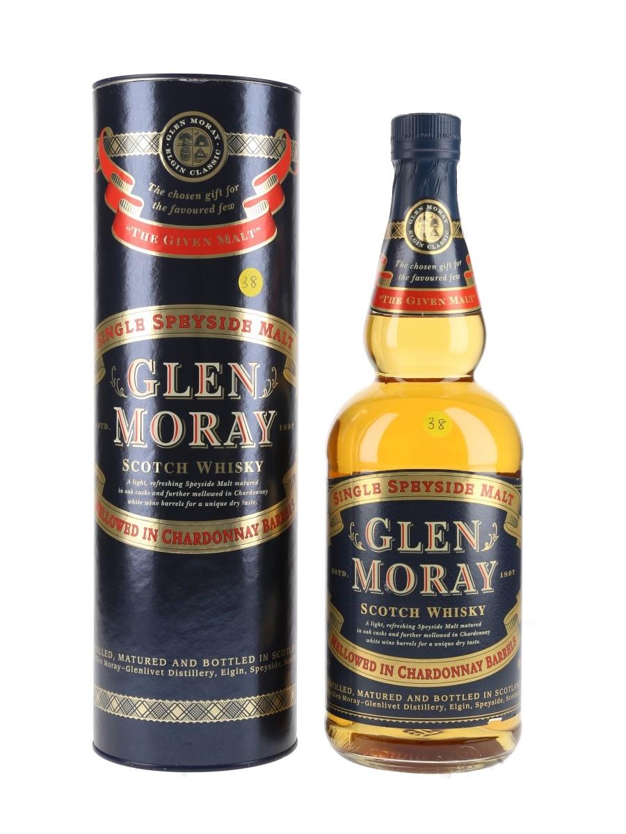 Glen Moray Chardonnay Barrels 70cl / 40%