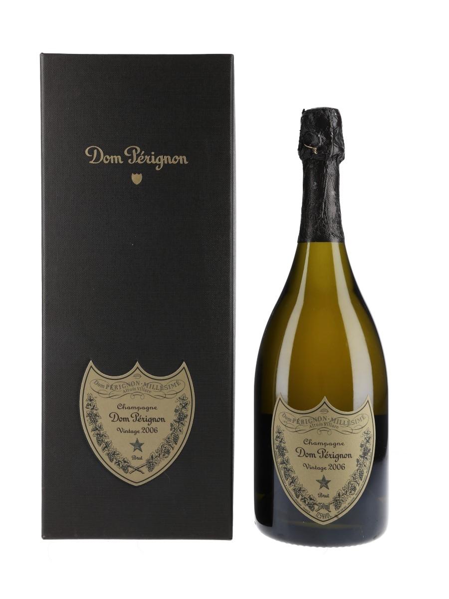 Dom Perignon 2006 Moet & Chandon 75cl / 12.5%