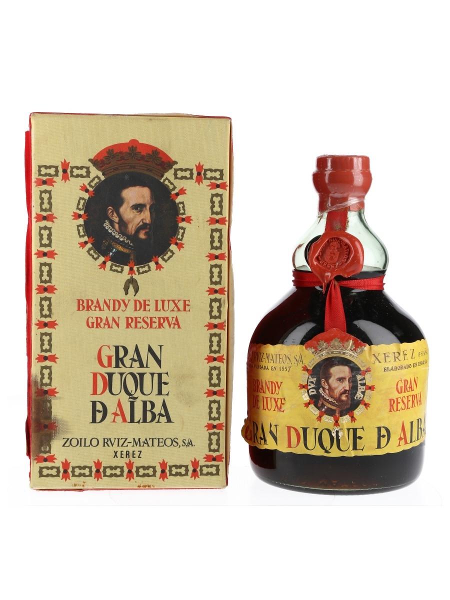 Gran Duque D'Alba Brandy De Jerez Gran Reserva 75cl / 40%