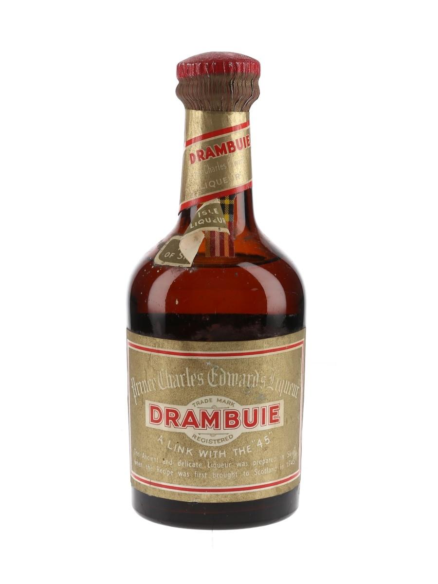 Drambuie Bottled 1970s 35cl
