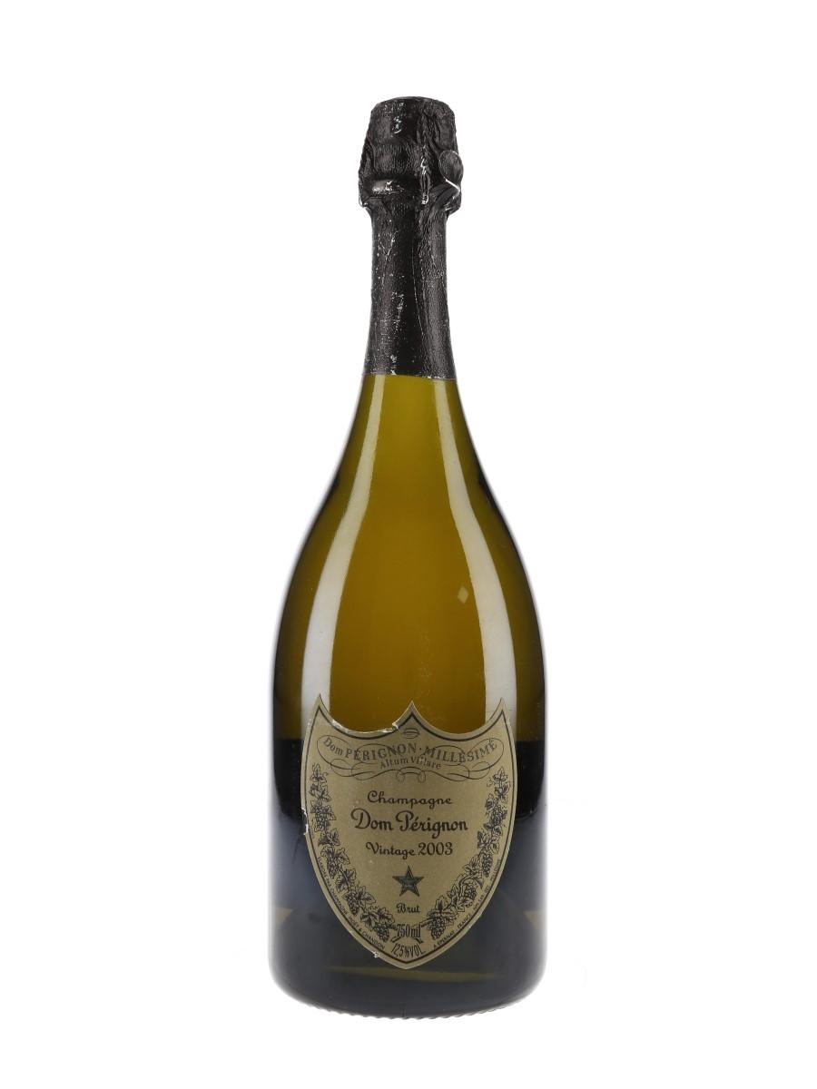 Dom Perignon 2003 Moet & Chandon 75cl / 12.5%