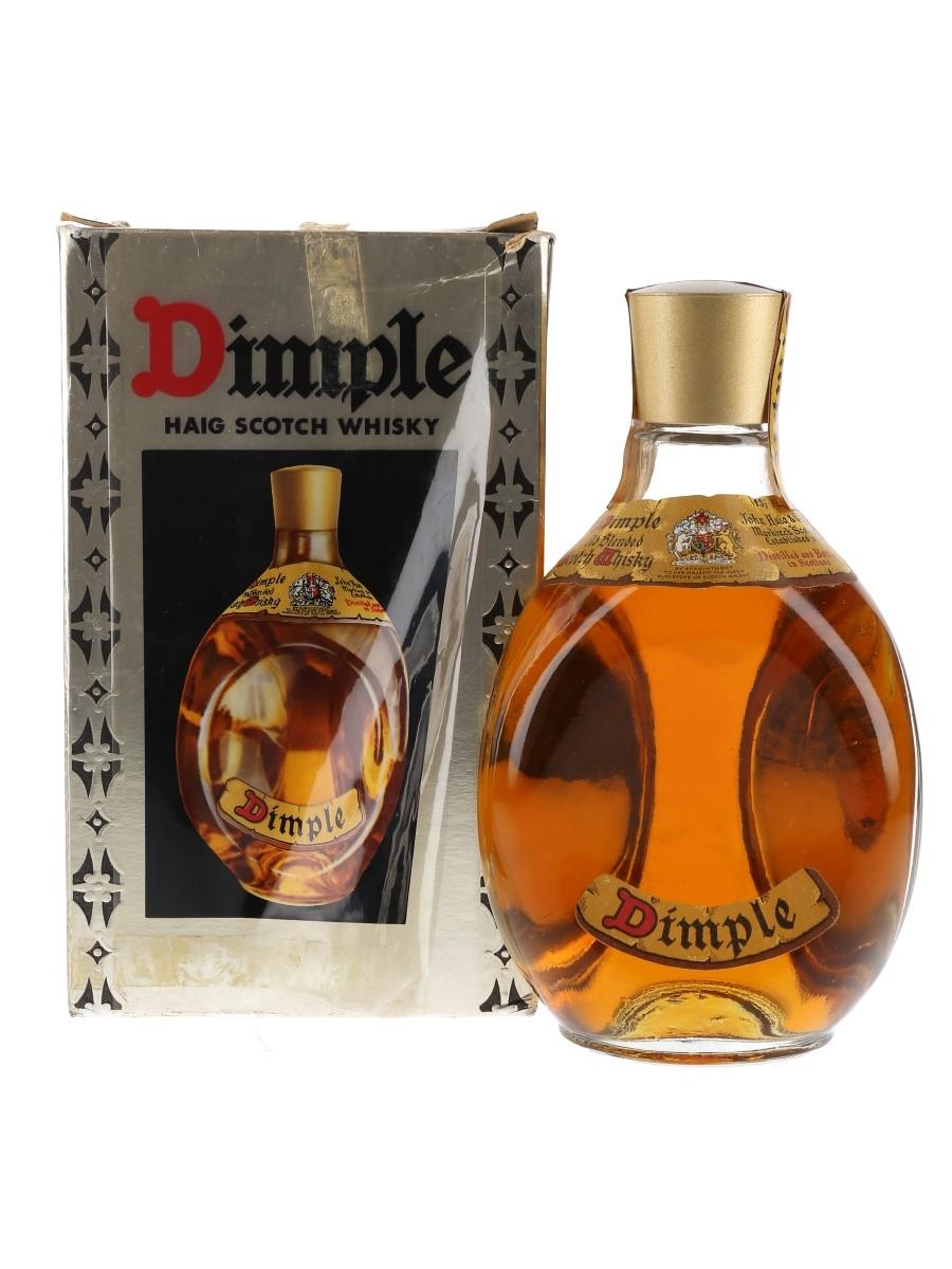 Haig's Dimple Bottled 1980s 37.5cl / 43%