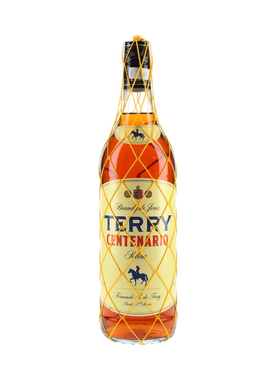 Fernando A De Terry Centenario Brandy Bottled 1990s 100cl / 36%
