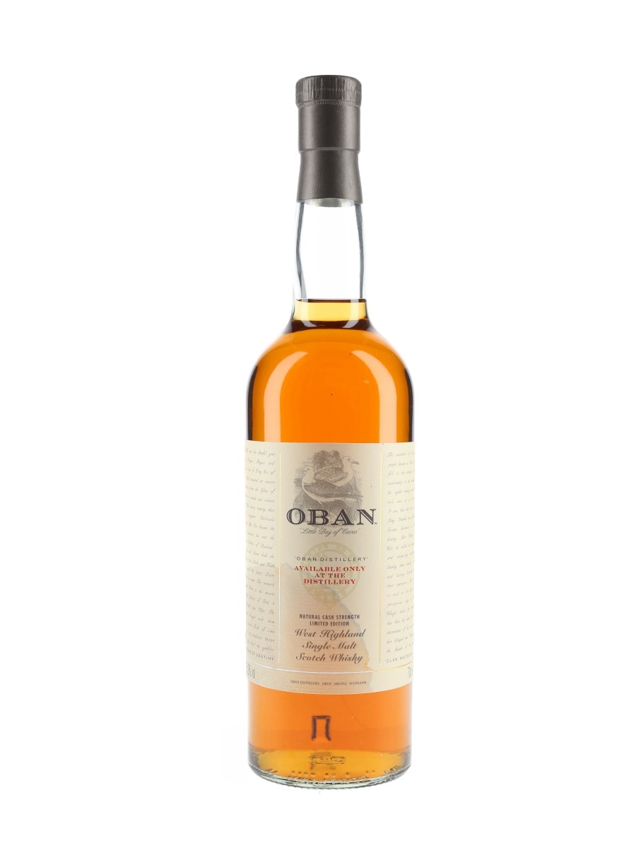Oban Distillery Exclusive  70cl / 55.2%