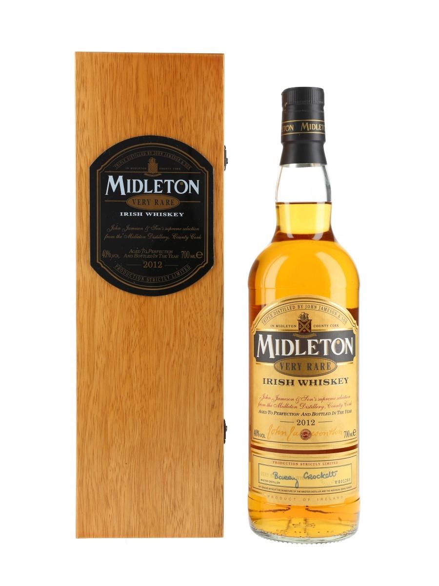 Midleton Very Rare 2012  70cl / 40%