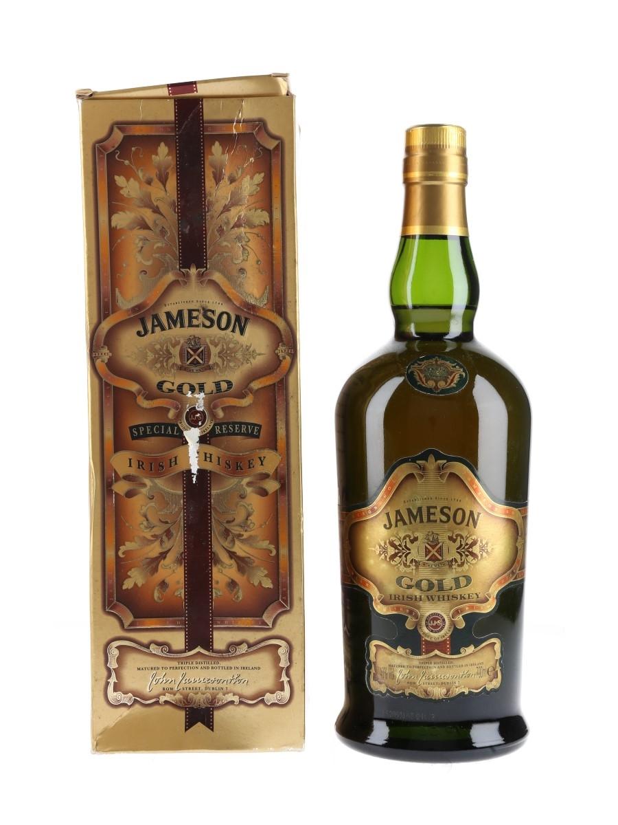 Jameson Gold Old Presentation 70cl / 40%