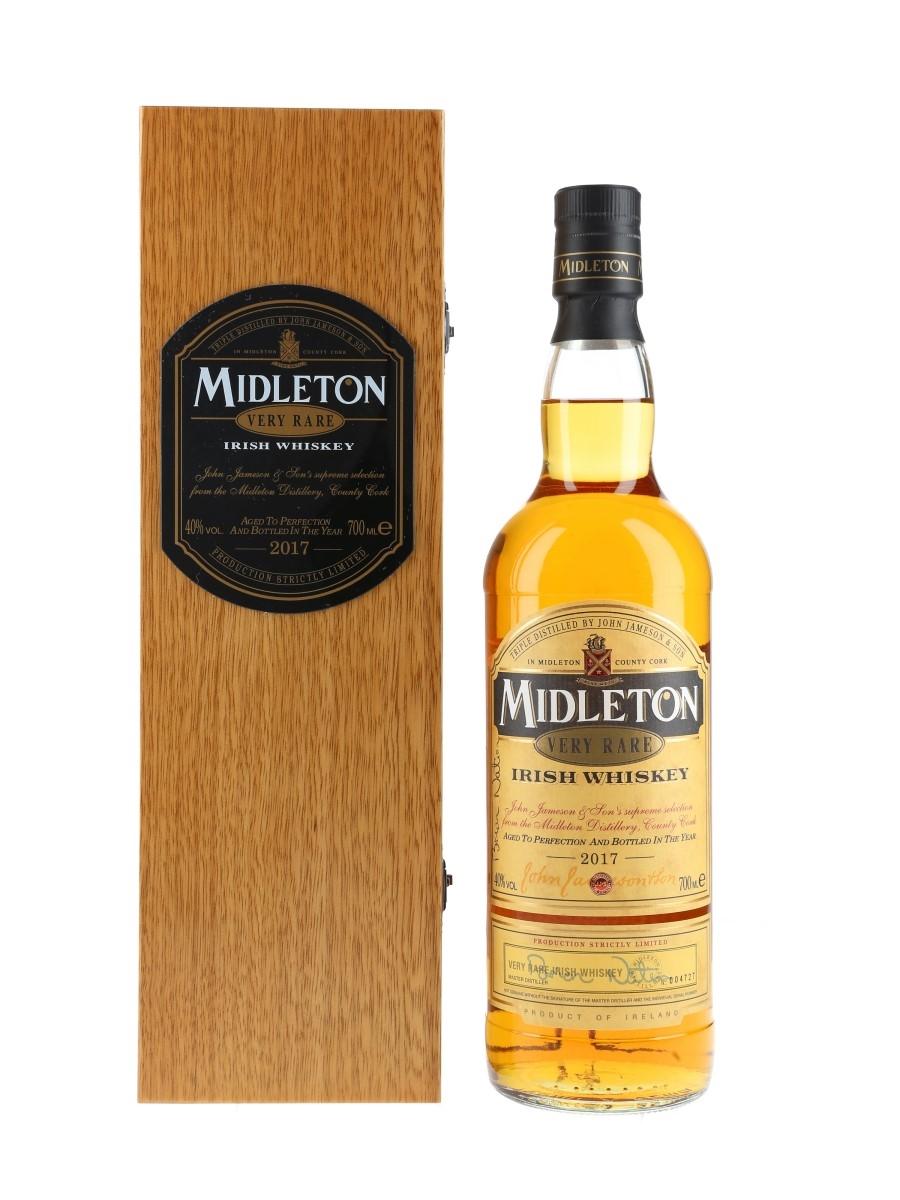 Midleton Very Rare 2017  70cl / 40%