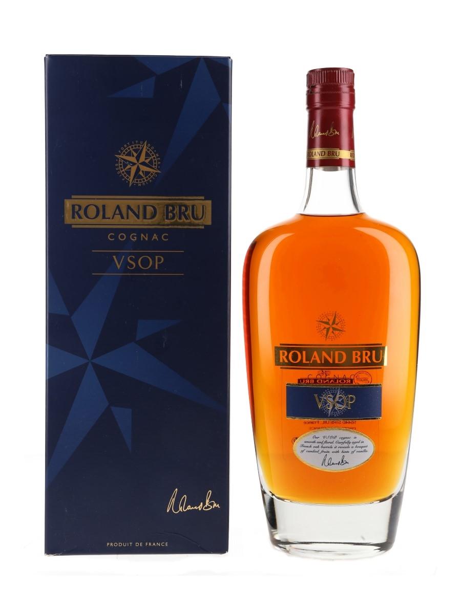 Roland Bru VSOP Cognac Distillerie Des Moisans 70cl / 40%