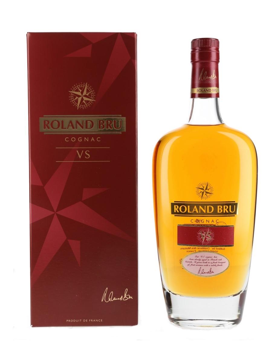 Roland Bru VS Cognac Distillerie Des Moisans 70cl / 40%