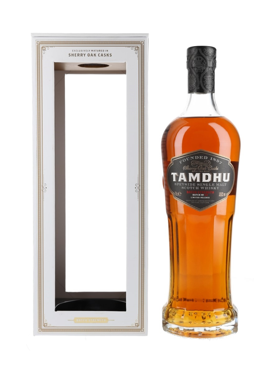 Tamdhu Batch Strength Batch No. 005 70cl / 59.8%