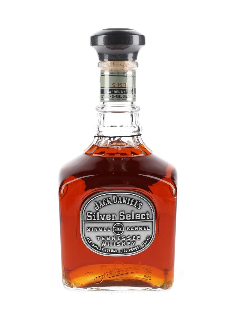 Jack Daniel's Silver Select Single Barrel Bottled 2005 75cl / 50%