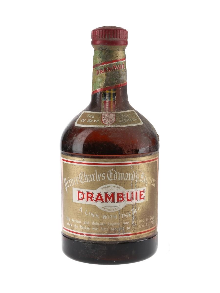 Drambuie Liqueur Bottled 1980s 68cl / 40%