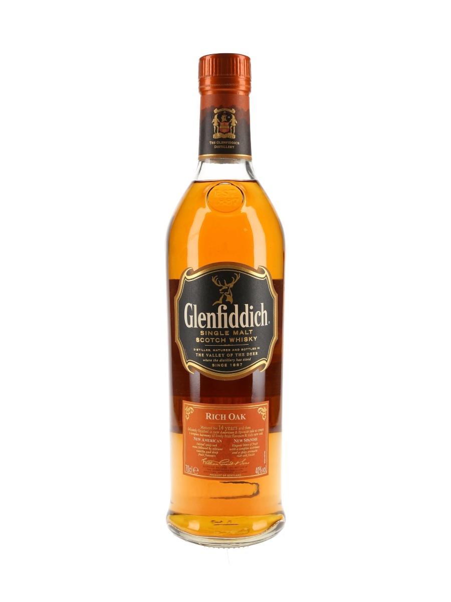 Glenfiddich 14 Year Old Rich Oak  70cl / 40%