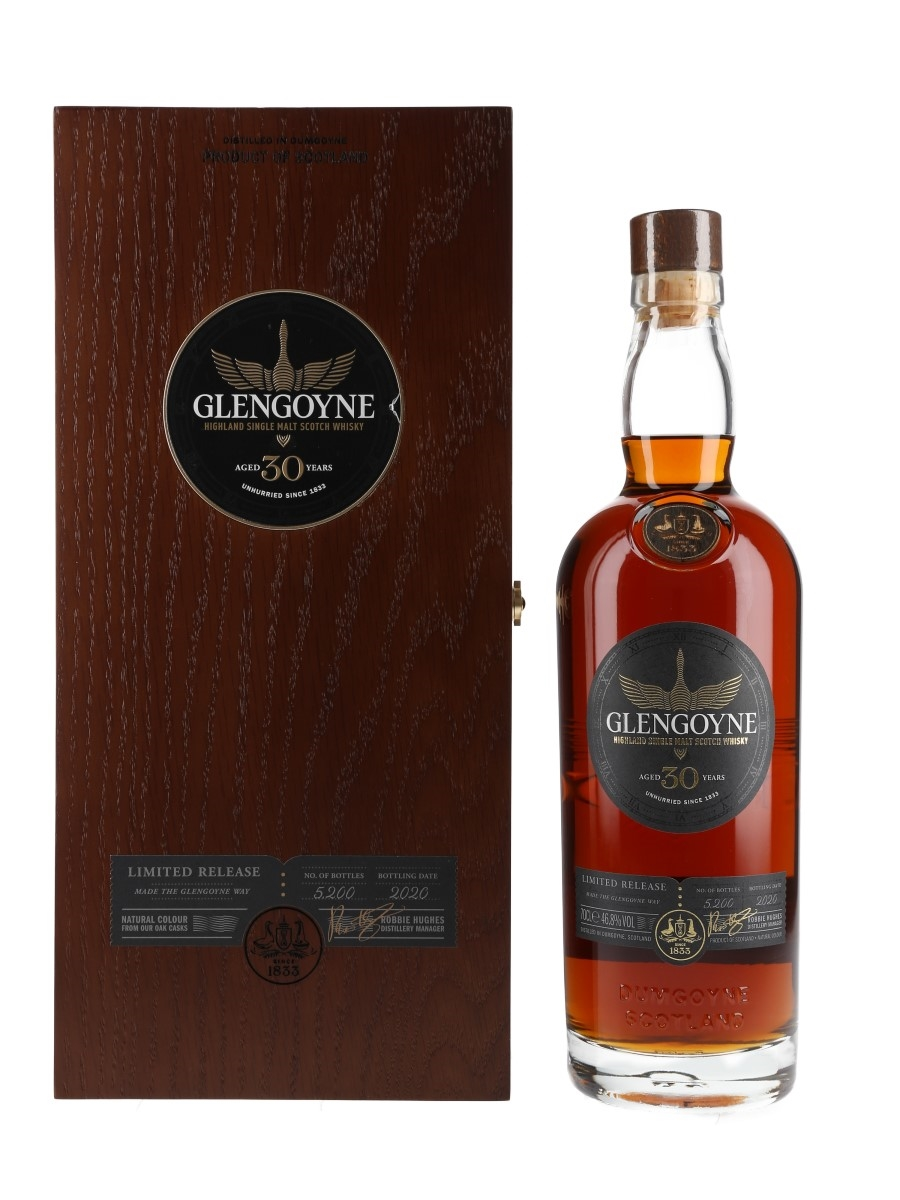 Glengoyne 30 Year Old Sherry Cask 70cl / 46.8%