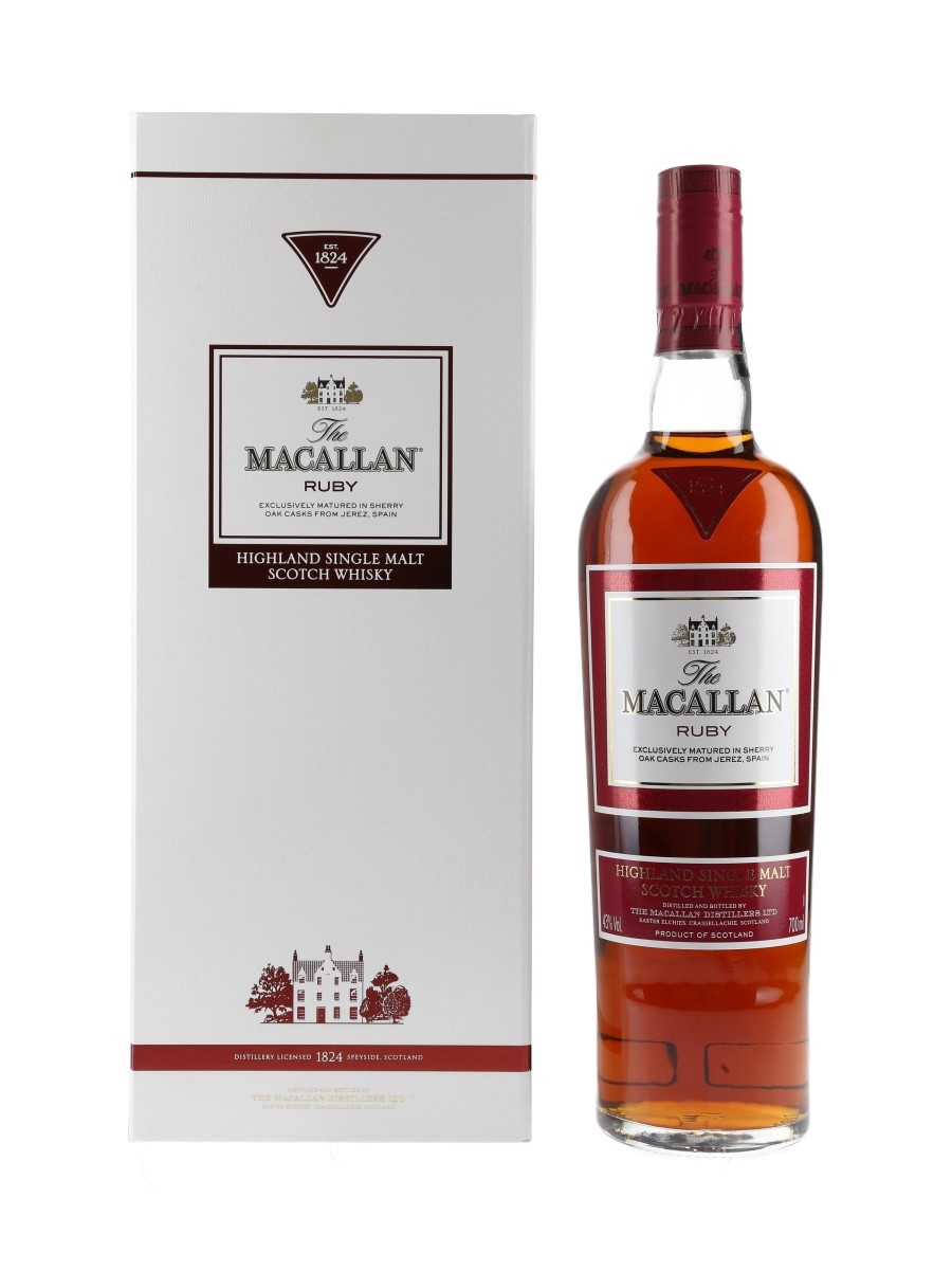 Macallan Ruby The 1824 Series 70cl / 43%