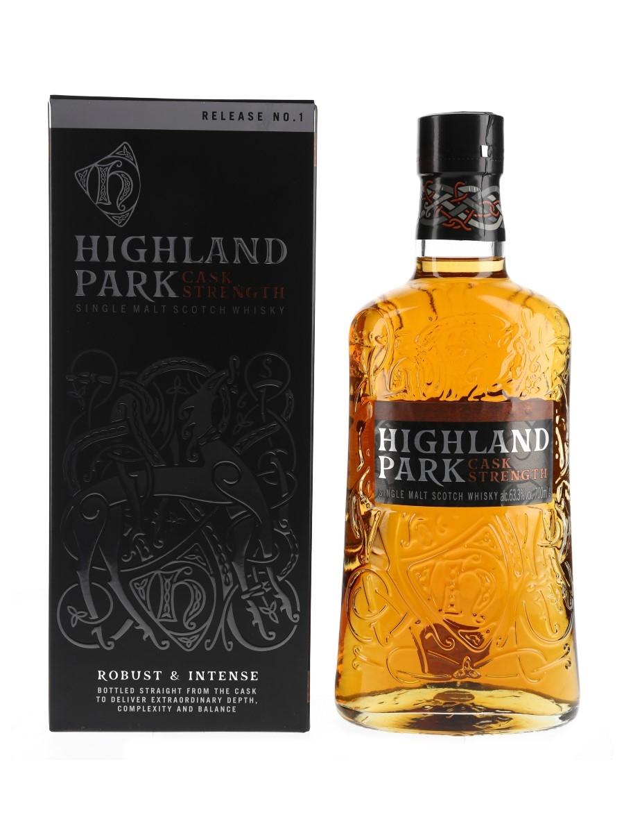 Highland Park Cask Strength Release No.1 70cl / 63.3%