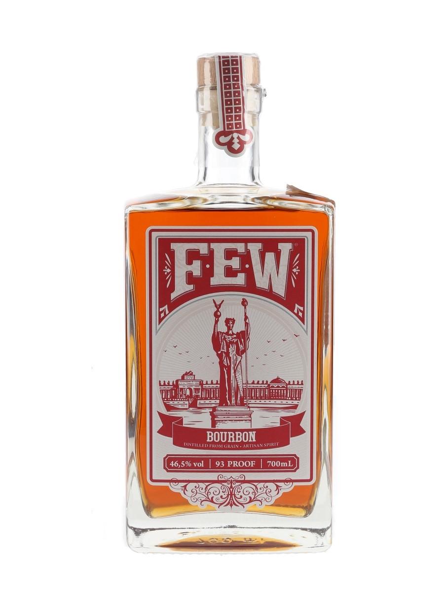 FEW Bourbon Batch No. 19L16 70cl / 46.5%