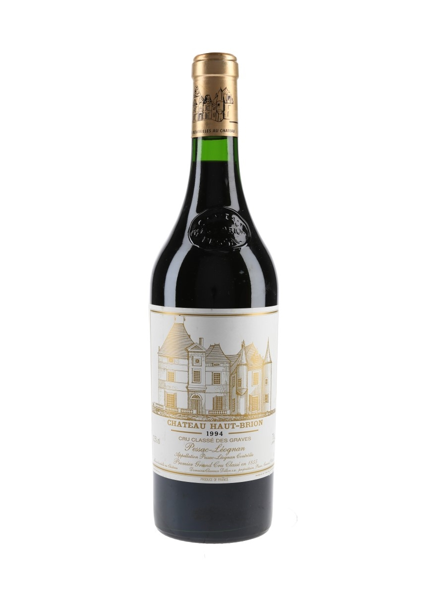 Chateau Haut Brion 1994 Premier Grand Cru Classe - Pessac-Leognan 75cl / 12.5%