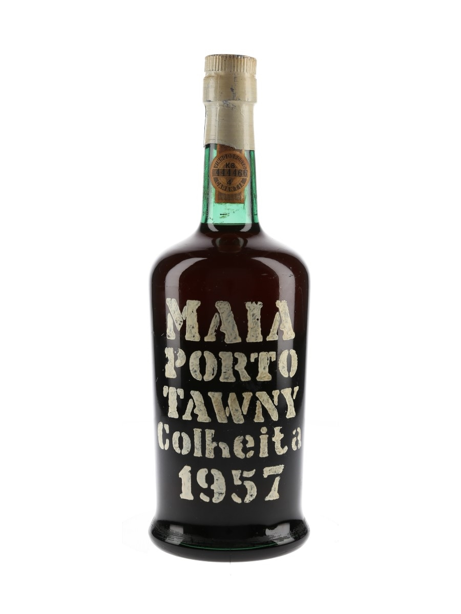 Maia 1957 Tawny Colheita Port Bottled 1976 75cl / 20%