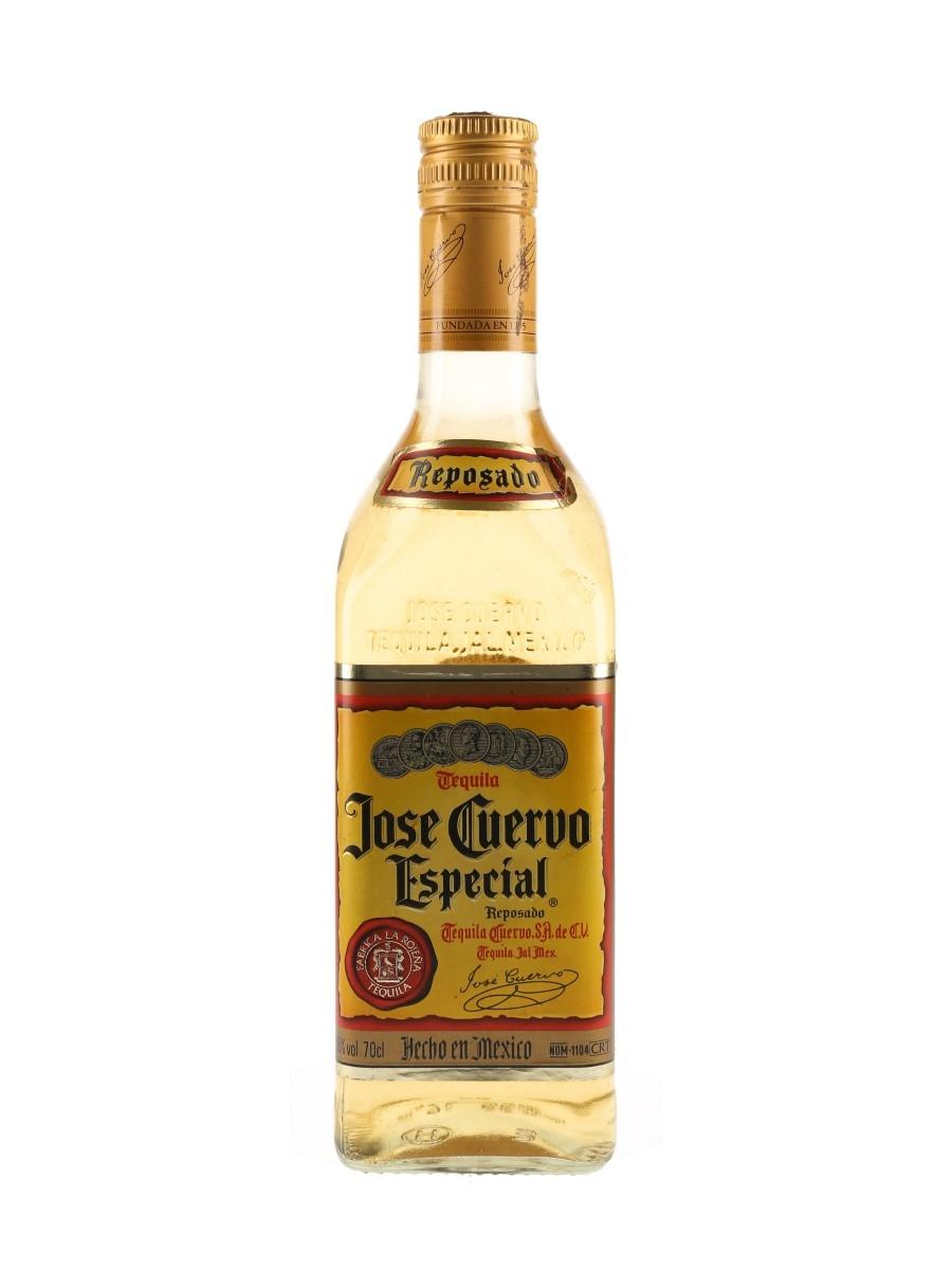 Jose Cuervo Especial Reposado Bottled 1980s 70cl / 38%