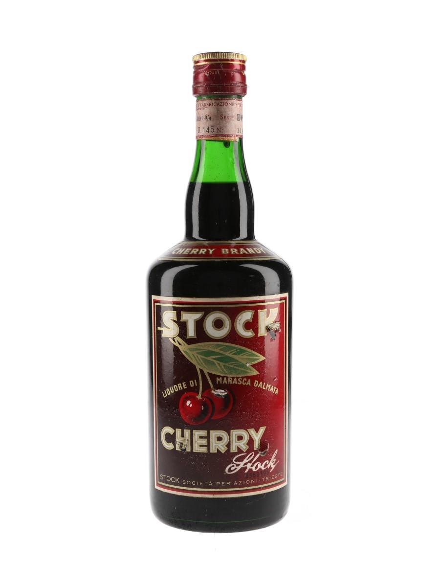 Stock Cherry Brandy Bottled 1960s-1970s 75cl / 30%