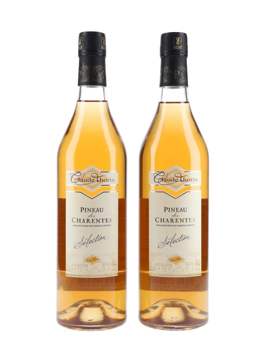 Claude Thorin Pineau Des Charentes  2 x 75cl / 17%