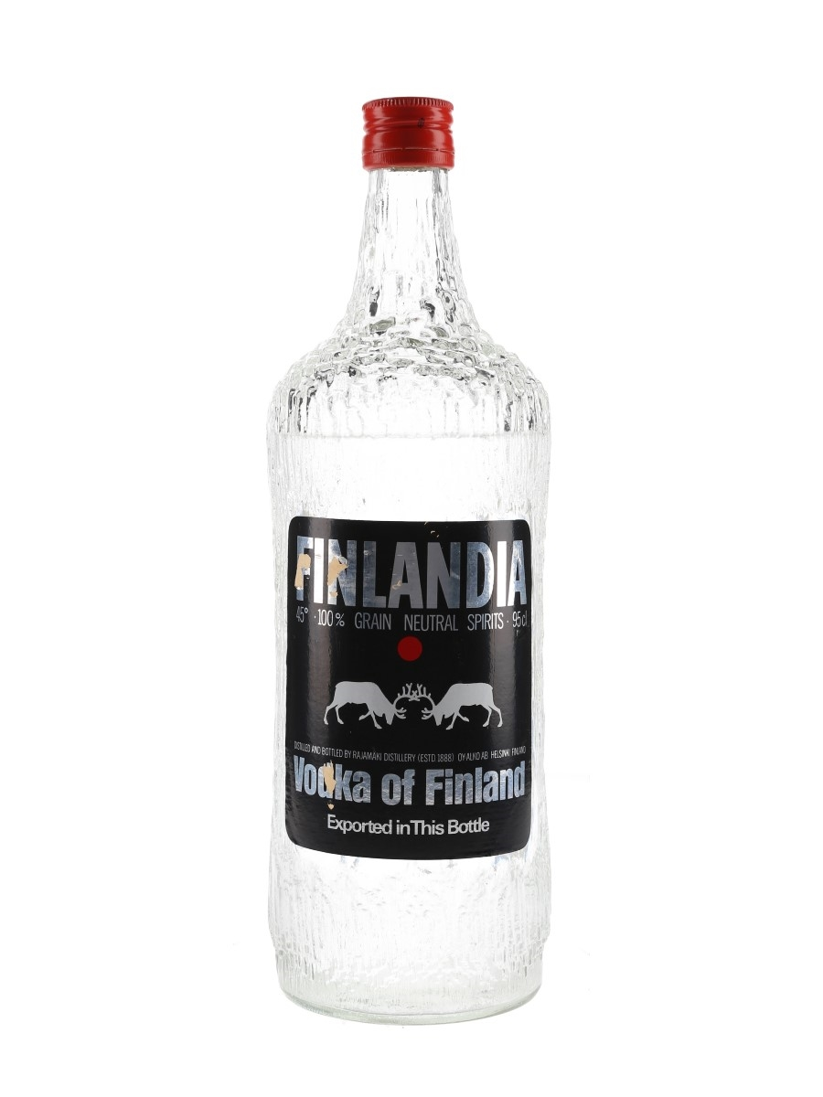 Finlandia Vodka  95cl / 45%