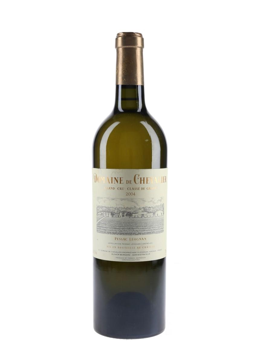 Domaine De Chevalier Blanc 2004 Grand Cru Classe De Graves 75cl / 13%