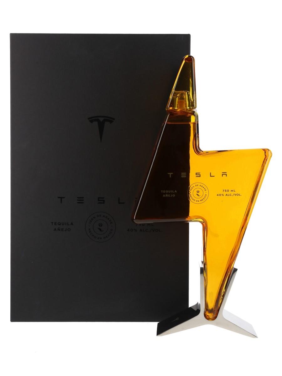 Tesla Tequila Anejo  75cl / 40%