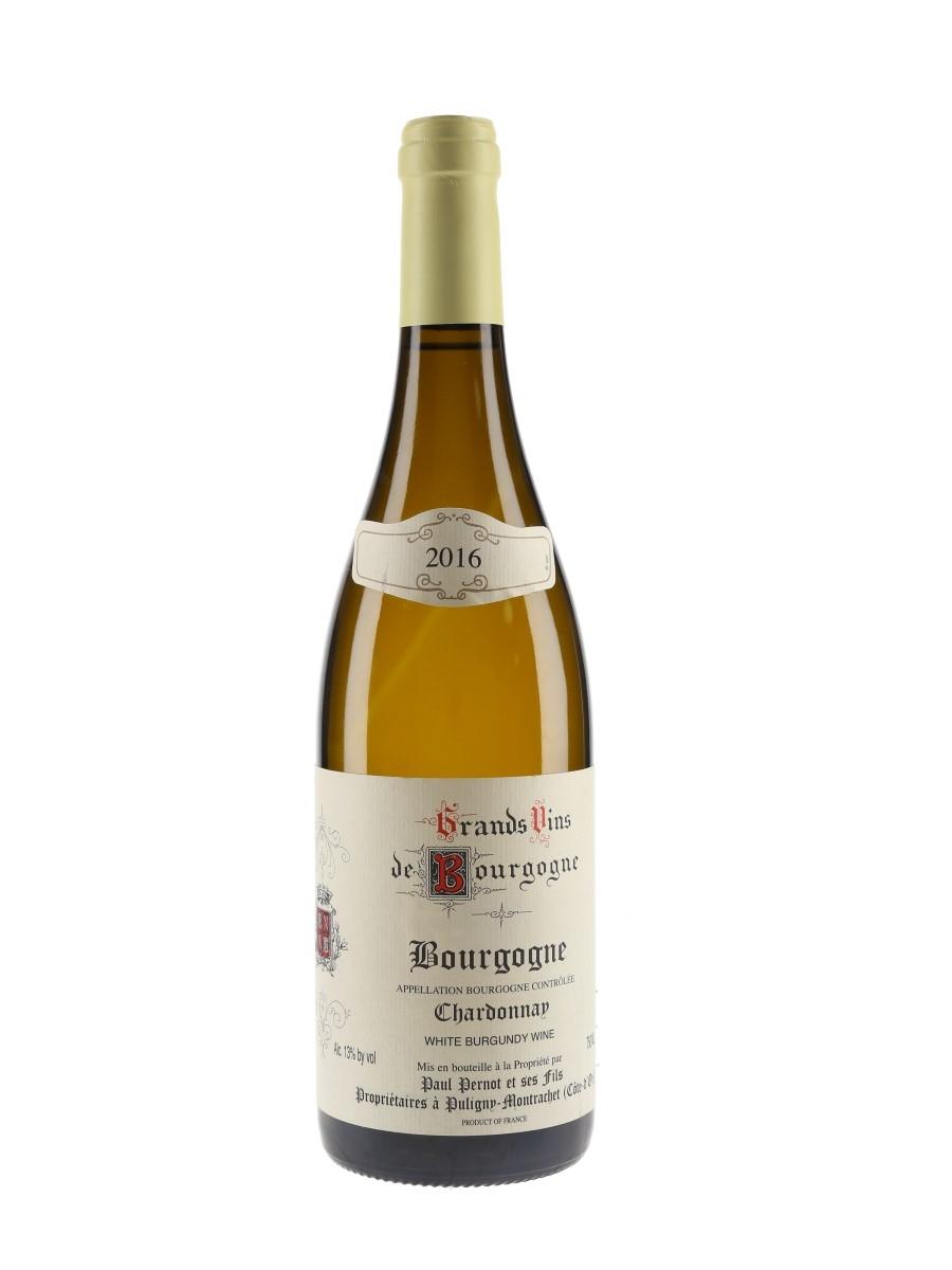 Paul Pernot 2016 Bourgogne Chardonnay  75cl / 13%