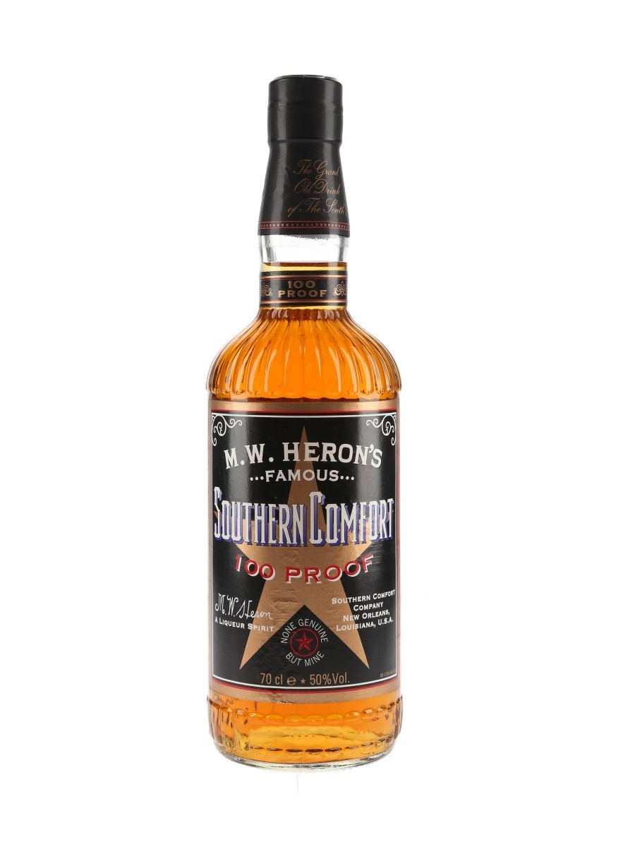 Southern Comfort 100 Proof  70cl / 50%